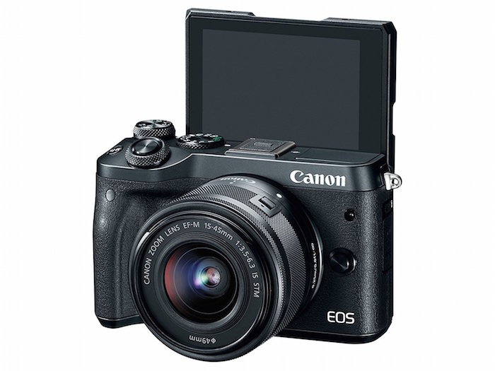 canon eos m6 mirrorless camera for beginners