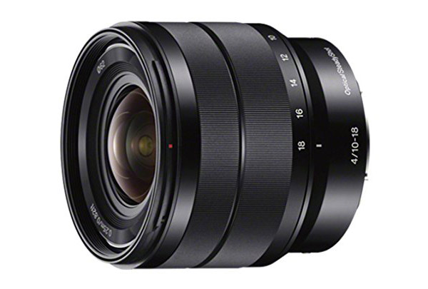 sony 10-18 wide angle zoom
