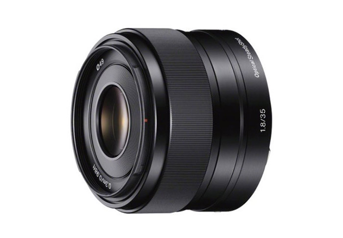 sony 35mm emount lens