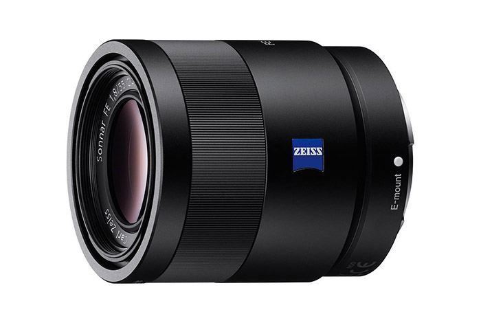 sony zeiss 55mm