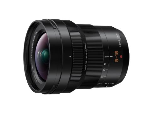 panasonic 8-18 wide angle lens