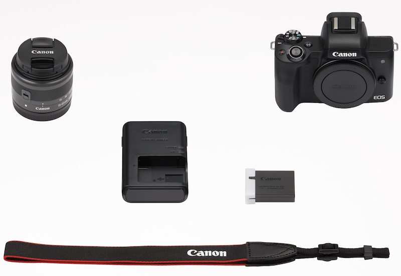 best canon m50 accessories
