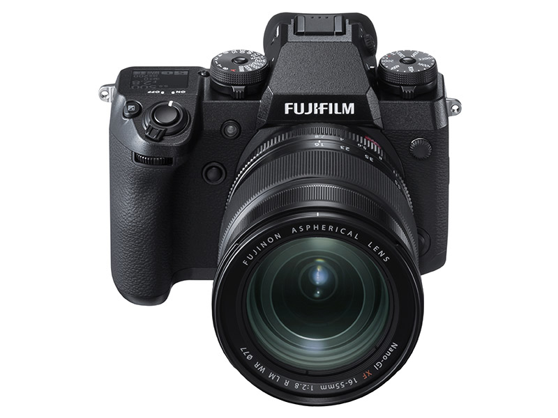 fuji x-h1 best mirrorless cameras
