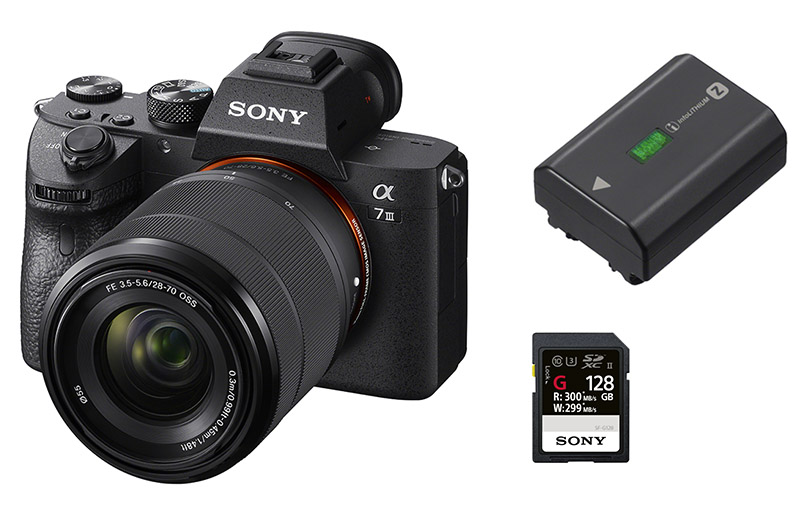 Best Accessories for Sony A7III - Mirrorless Cameras