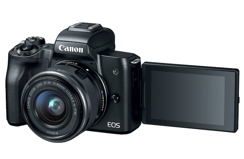 canon m50 affordable vlogging camera