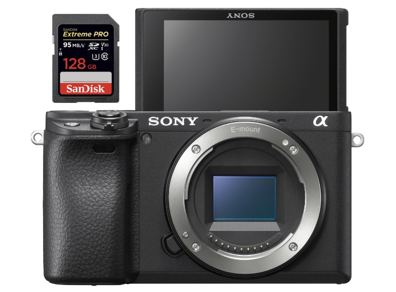 sony a6400 best sd cards
