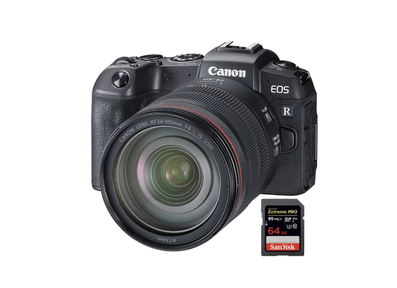 best sd cards canon eos rp