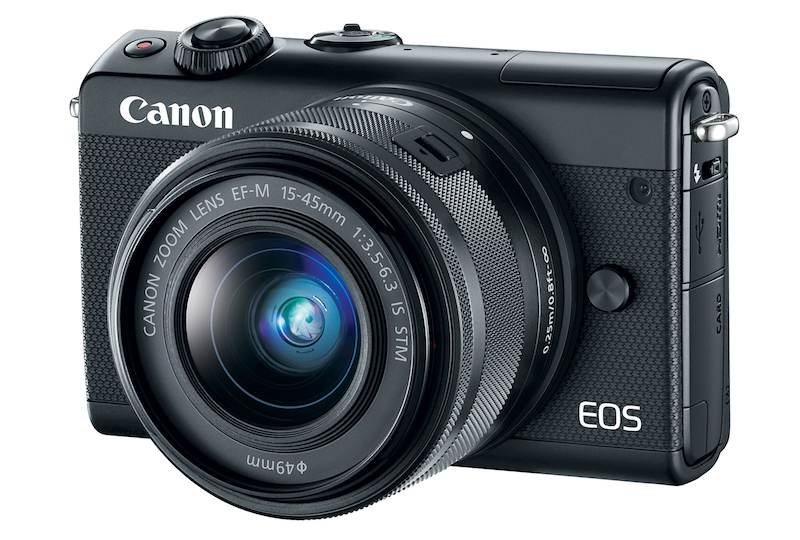 canon m100 cheap travel mirrorless camera