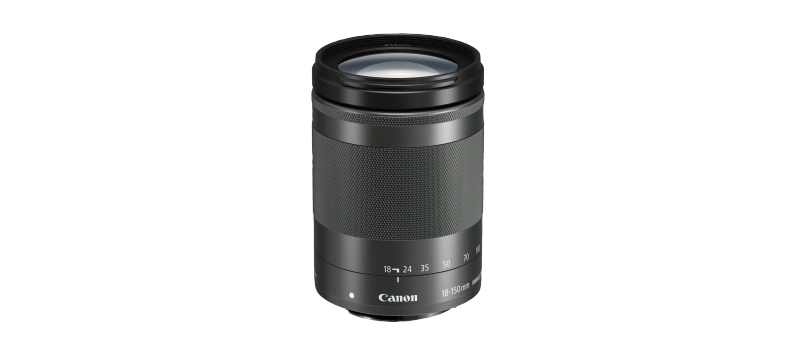 18-150mm best all around lens canon m50