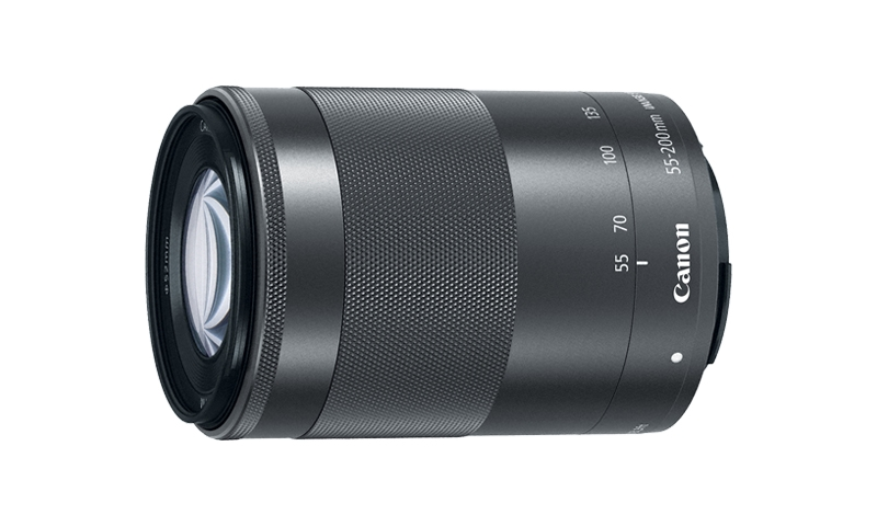 55 200mm best telephoto lens canon m50