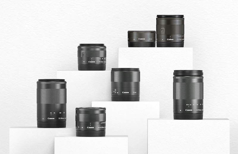 best lenses canon m50