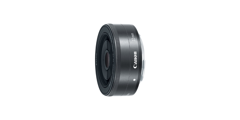 efm 22mm best lens canon m50