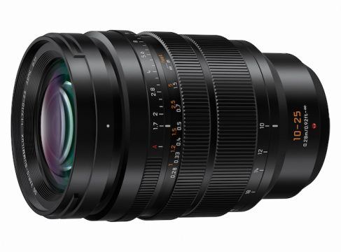 panasonic 10-25mm f17