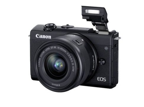 canon announces eos m200