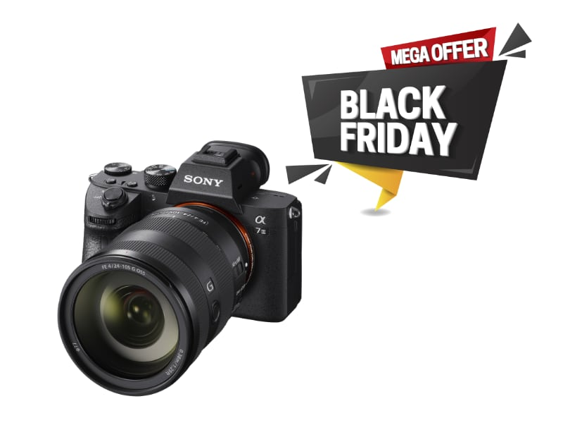 mirrorless cameras black friday deals 2019