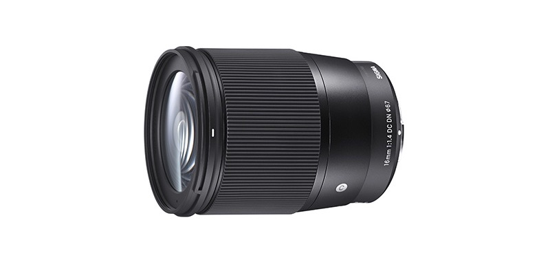 sigma 16mm best wide-angle prime