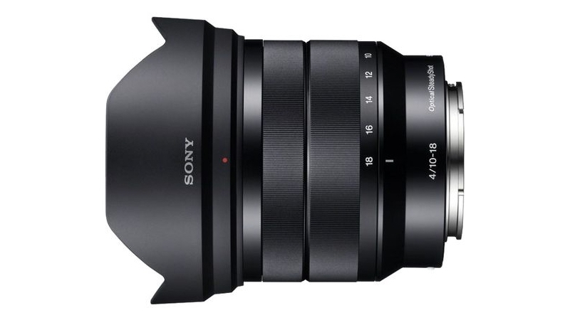 sony 10-18mm best wide-angle lens a6100