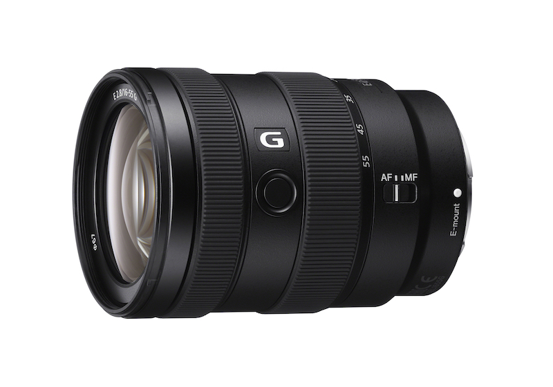 sony 16-55mm a6100 best lens