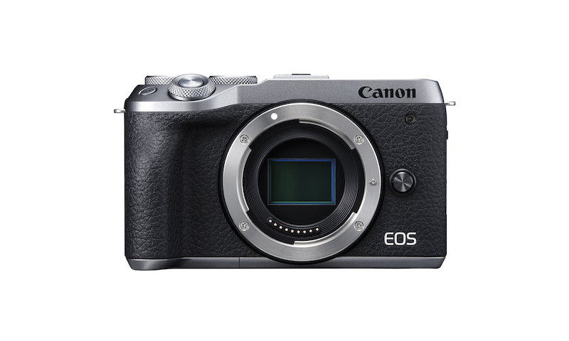 canon m6 mark ii mirrorless camera enthusiasts