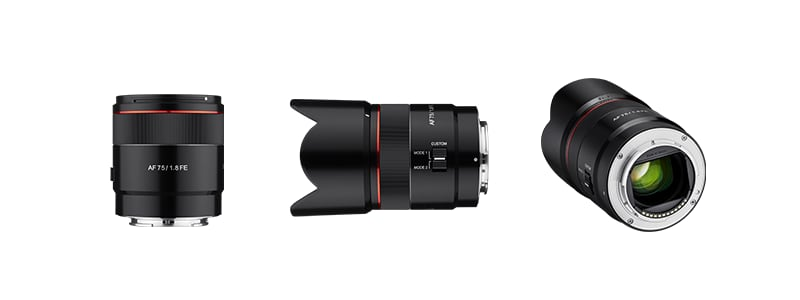 samyang 75mm announced