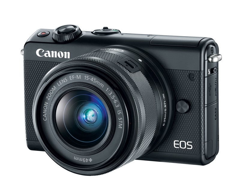 best budget all around zoom lens canon ef-m 15-45mm