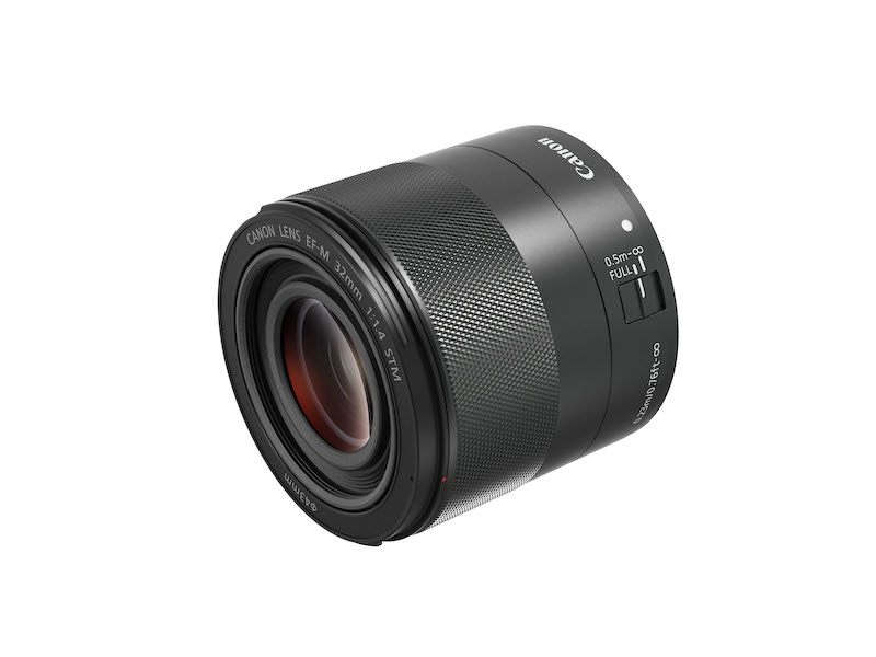 best portrait lens canon ef-m 32mm