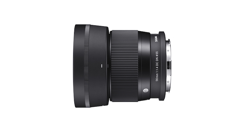 best portrait lens canon ef-m sigma 56mm