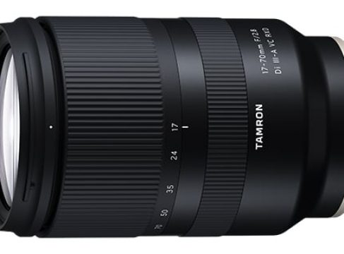 tamron 17-70mm sony aps-c cameras
