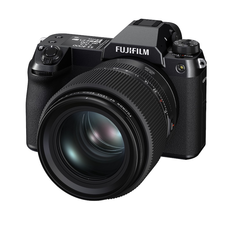 fujifilm gfx 100s announced